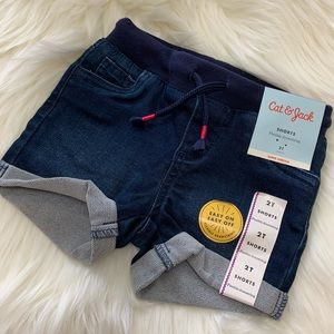 CAT & JACK Toddler Shorts Size 2T